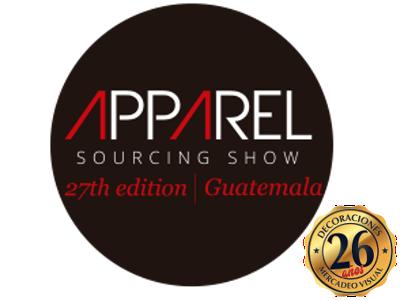 APPAREL SOURCING SHOW Stands Mercadeo Visual FerretExpo Guatemala Stands Mercadeo Visual | Stand | Alquiler | Montaje | Tipos de Stands | Diseño | Fabrica | Ferias en Guatemala