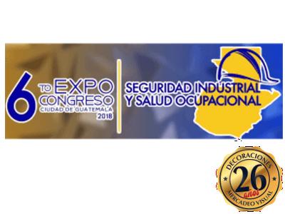 Expocongreso Seguridad Industrial y Salud Ocupacional Guatemala Stands Mercadeo Visual FerretExpo Guatemala Stands Mercadeo Visual | Stand | Alquiler | Montaje | Tipos de Stands | Diseño | Fabrica | Ferias en Guatemala